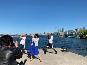 三吉彩花、世界の観光名所でキレッキレのダンスを披露! 主演映画『ダンスウィズミー』スペシャル映像解禁