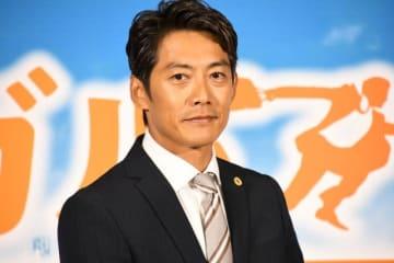 新ドラマ「リーガル・ハート ~いのちの再建弁護士~」で初の弁護士役に挑む反町隆史