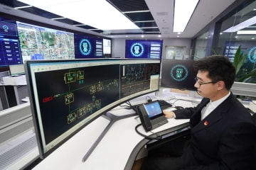 AI指揮官「小艾」が電力供給サービスを支援 江蘇省揚州