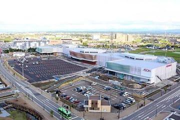 最先端のアミューズメント施設も イオンモール高岡9月14日増床リニューアル
