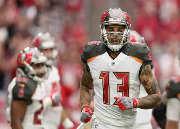 Bucs WR Mike Evans suspended one game