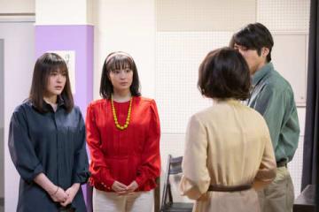 NHK連続テレビ小説「なつぞら」第96回の一場面(C)NHK