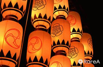 白旗神社で恒例の「夏祭り」露店が並び、神輿渡御も【藤沢市】