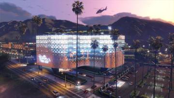 『GTAオンライン』娯楽要素満載のダイヤモンドカジノ&リゾートが国内向けにも発表!7月23日より配信開始