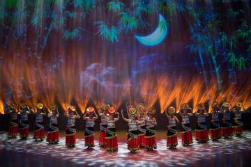 第6回中国聶耳音楽ウィーク開幕 雲南省昆明市