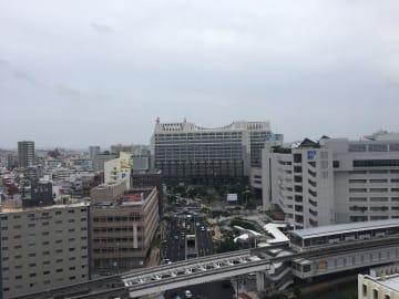 台風の影響で雨や風にみまわれる一日でした。あす20日は熱帯低気圧の影響で雷雨の可能性があります