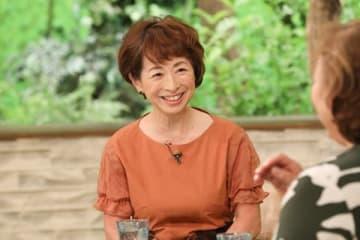 7月20日に放送されるトーク番組「サワコの朝」に出演する阿川佐和子さん=MBS提供