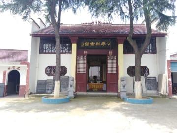 三国志・呉の名将丁奉が開拓した「金宝圩」を訪ねて
