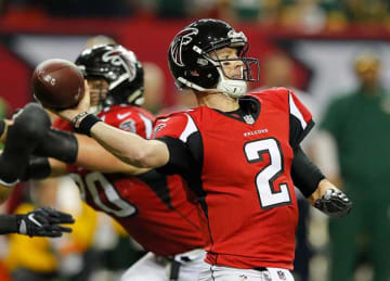 Matt Ryan, Falcons Beat Packers 44-21 in NFC Championship Game