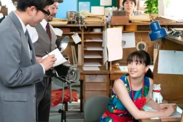 なつは優秀な女性アニメーターとして注目されるように - 提供:NHK