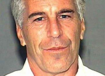 Jeffrey Epstein mugshot