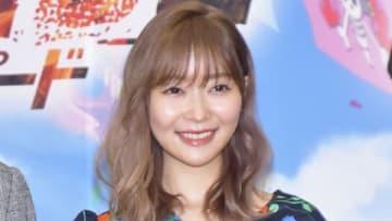 劇場版アニメ「ONE PIECE STAMPEDE」の公開アフレコに登場した指原莉乃さん