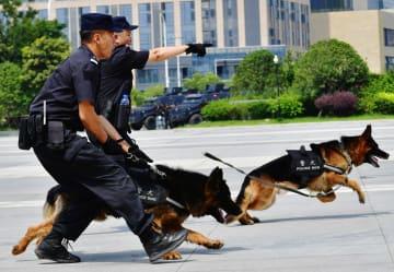 南昌鉄道公安局、警務実戦演習報告会を開催 福建省福州市