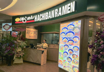 Japanese ramen noodle shop chain operator Hachi-ban Co. opens its 1st outlet in Vietnam through a franchise partnership with Mesa Asia Pacific Trading Services Co., a major fast-moving consumer goods distributer and dining chain operator.