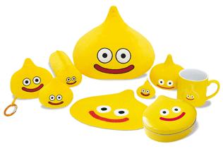 """""""黄色いスライムがあらわれた!""""スイッチ版『ドラクエXI』発売を記念したグッズキャラバンが全国のロフト100店舗で開催決定"""