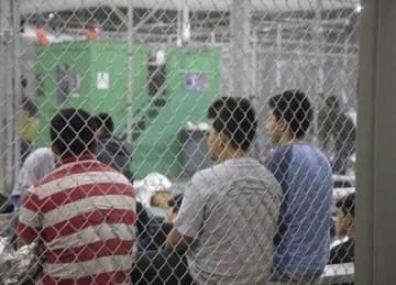Customs & Border Detention Center
