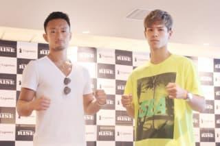 61kg級トーナメント決勝に進んだ両者とも「日本人対決を盛り上げる」