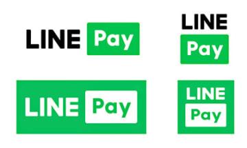 LINE Payの新たなロゴ
