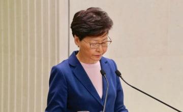 Carrie Lam. File photo: inmediahk.net.