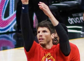 Cavaliers' Kyle Korver traded to Utah Jazz
