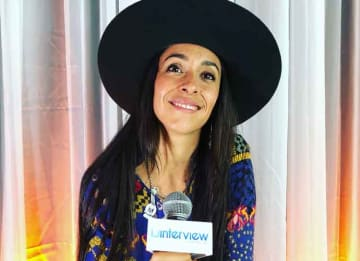 VIDEO EXCLUSIVE: Oona Chaplin On Moonshots, 'Avatar' Sequels, James Cameron