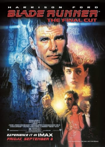 Blade Runner:The Final Cut (C)2007 Warner Bros. Entertainment Inc. All rights reserved.