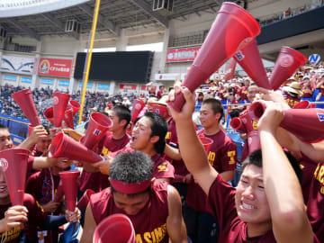 夏の高校野球千葉大会 習志野高校が決勝進出