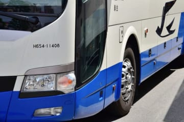 高速バスにおける車内QRコード決済実証実験