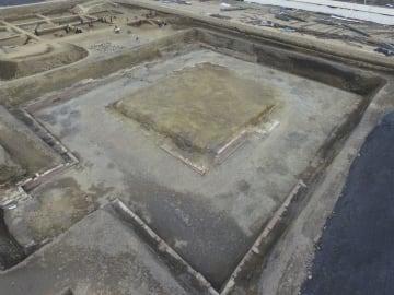 成都の東華門遺跡、唐代の御苑「摩訶池」の調査進む 四川省