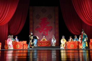 昆山市で「戯曲百戯盛典」開幕 中国戯曲百戯博物館建設へ