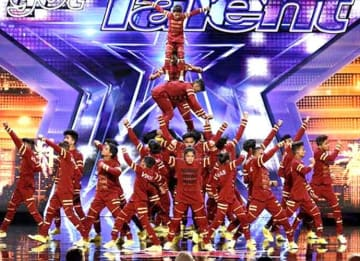 V. Unbeatable, Acrobatic Troupe From India, Gets Golden Buzzer On 'America's Got Talent' [VIDEO]