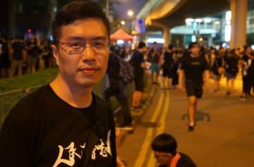 Au Nok-hin. File Photo: Kris Cheng/HKFP.