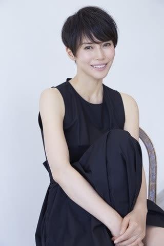 10月スタートの連続ドラマ「ハル ~総合商社の女~」で主演を務める中谷美紀さん=テレビ東京提供