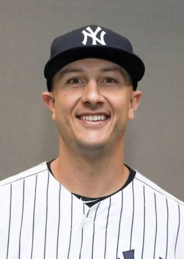 ヤンキースのトロウィツキー内野手