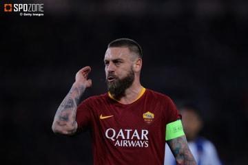 ローマを退団したデ・ロッシがボカでのプレーを決心