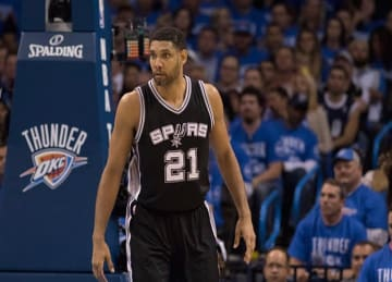 Spurs' Tim Duncan Hints at Possible Retirement