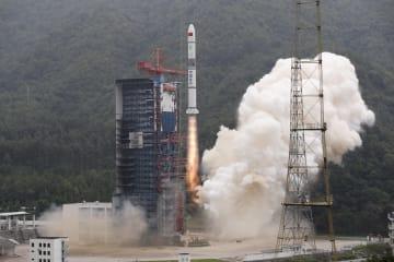 中国、リモートセンシング衛星「遥感30号」05組打ち上げ成功