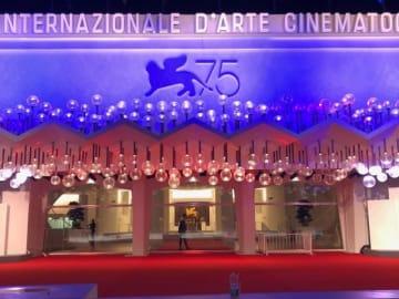 今年のベネチア映画祭は日本が盛りだくさん!(画像は昨年のベネチア映画祭より)