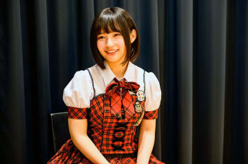 AKB48 矢作萌夏、グループ史上最速の初ソロコンの模様を配信決定!【インタビューあり】