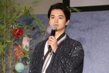 連続ドラマ「ルパンの娘」に出演している瀬戸康史さん