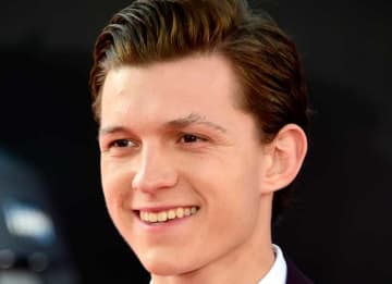 LOS ANGELES, CALIFORNIA - APRIL 12: Actor Tom Holland attends the premiere of Marvel's 'Captain America: Civil War' at Dolby Theatre on April 12, 2016 in Los Angeles, California. (Photo by Frazer Harrison/Getty Images)