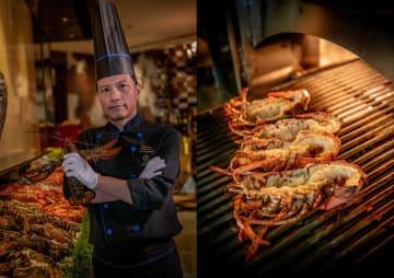 グランドリスボアホテル「ザ・キッチン」の「Feast on Fresh Lobsters」イベントイメージ(写真:Grand Lisboa Hotel)