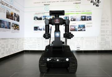 宇宙ロボット技術を電力系統の点検・保修に応用 四川省成都