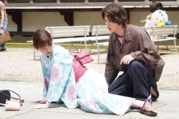 連続ドラマ「あなたの番です-反撃編-」第14話の一場面=日本テレビ提供