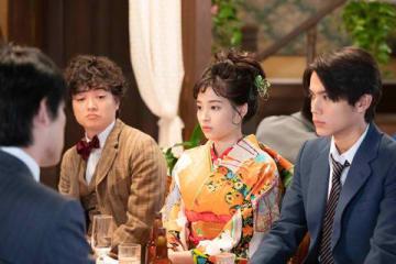 NHK連続テレビ小説「なつぞら」第103回の一場面(C)NHK