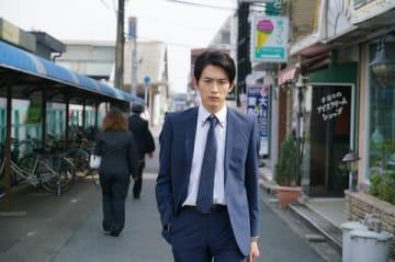 連続ドラマ「スカム」の第5話場面写真 (C)「スカム」製作委員会・MBS