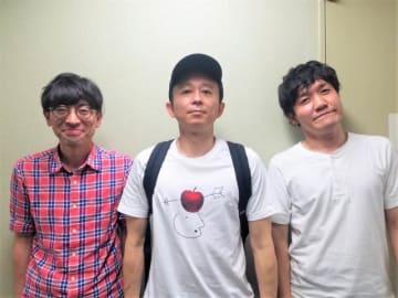 新宿カウボーイ石沢、有吉、タイムマシーン3号山本