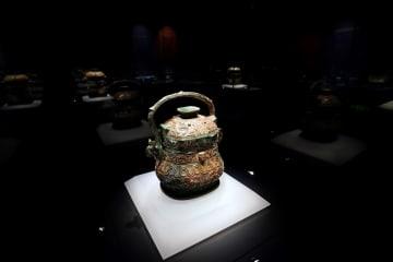 山西青銅博物館が開館 太原市