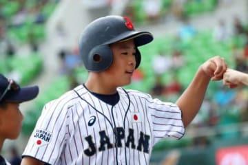 侍ジャパンU-12代表・高橋昇聖【写真:Getty Images】