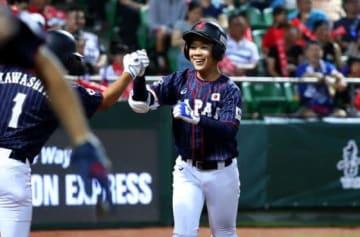 侍ジャパンU-12代表が強豪チャイニーズ・タイペイ相手に7-4で勝利【写真:Getty Images】